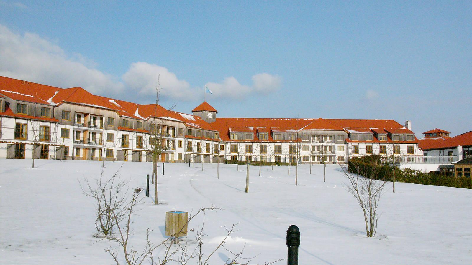Etagenbett Robinson : Robinson club fleesensee hotel göhren lebbin fly