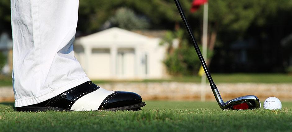 Golfing on Crete