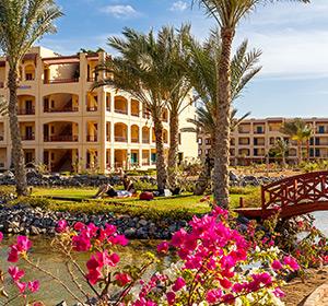 Clubanlage Zimmerblock ROBINSON CLUB SOMA BAY Ägypten Sommer