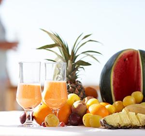 Kulinarisches Buffet ROBINSON CLUB SOMA BAY Ägypten
