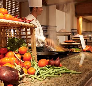 Kulinarisches Koch ROBINSON CLUB SOMA BAY Ägypten