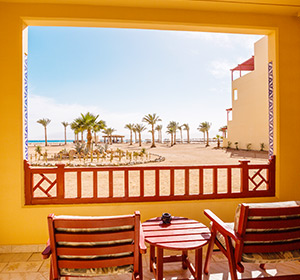 Familien-/Doppelzimmer Typ1 Balkon FZX1, ROBINSON CLUB SOMA BAY Ägypten