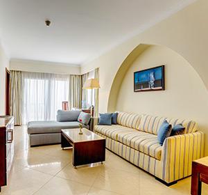 Suite Meerblick Typ2 SUM2 ROBINSON CLUB SOMA BAY, Ägypten