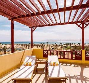 Suite Meerblick Typ2 Balkon SUM2 ROBINSON CLUB SOMA BAY, Ägypten