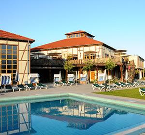 Poolbereich ROBINSON CLUB FLEESENSEE, Deutschland