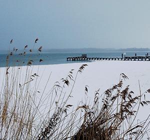 See im Winter ROBINSON CLUB FLEESENSEE, Mecklenburg-Vorpommern