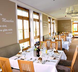 Restaurant Innenansicht ROBINSON CLUB FLEESENSEE, Mecklenburg-Vorpommern