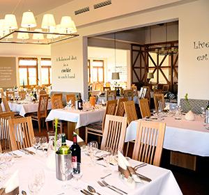 Restaurant im ROBINSON CLUB FLEESENSEE, Deutschland