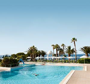 Clubanlage Pool ROBINSON CLUB DAIDALOS Kos
