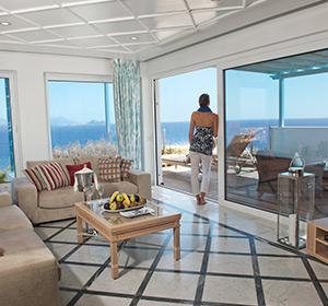 Zimmer Suite innen ROBINSON CLUB DAIDALOS Kos