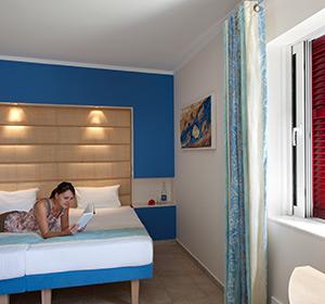 Zimmer Doppelzimmer Bett ROBINSON CLUB DAIDALOS Kos