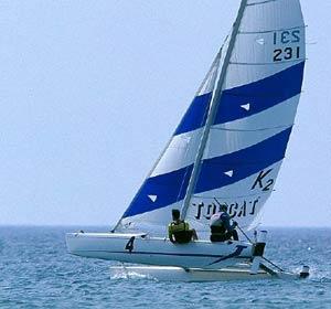 ROBINSON CLUB KYLLINI Griechenland Segeln