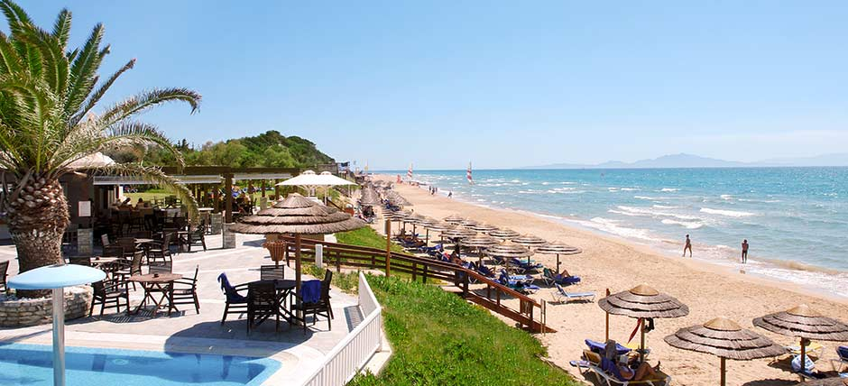Opening in May 2016 <br> ROBINSON Club Kyllini Beach in greece