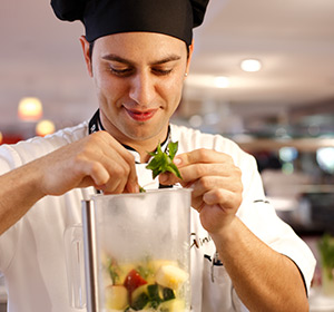 Kulinarisches Koch ROBINSON CLUB APULIA, Italien