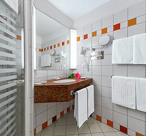 Zimmer Economy-Doppelzimmer Typ1 (DZE1) ROBINSON CLUB APULIA, Italien