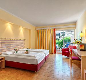 Zimmer Doppelzimmer Typ1 (DZX1) ROBINSON CLUB APULIA, Italien