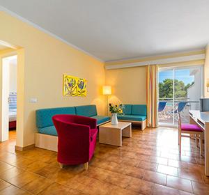 Zimmer Familienzimmer Typ1 (FZX1) ROBINSON CLUB APULIA, Italien