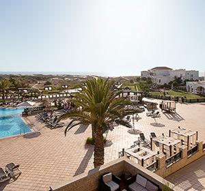 Poolbereich im ROBINSON CLUB AGADIR Marokko