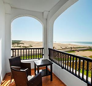 Familienzimmer mit Balkon im ROBINSON CLUB AGADIR in Marokko