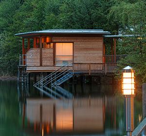 Clubanlage Panorama Sauna Sommer ROBINSON CLUB LANDSKRON Österreich