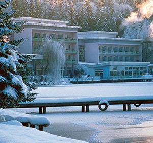 Clubanlage Winter ROBINSON CLUB LANDSKRON Österreich