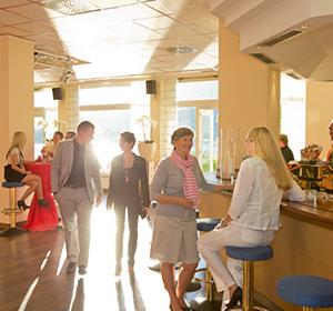 Clubanlage Bar Winter ROBINSON CLUB LANDSKRON Österreich