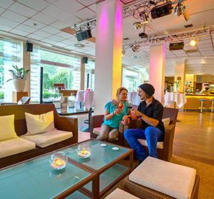 Essen/Trinken Bar ROBINSON CLUB LANDSKRON Österreich