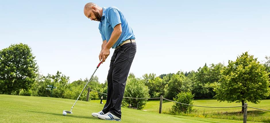 La passion du golf!