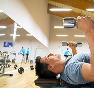 Clubanlage Fitness-Studio ROBINSON CLUB AMPFLWANG Österreich