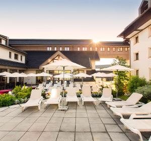 Clubanlage Sommer ROBINSON CLUB SCHLANITZEN ALM Österreich