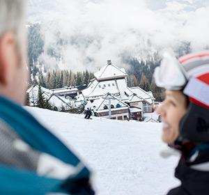 Clubanlage Winter ROBINSON CLUB SCHLANITZEN ALM Österreich