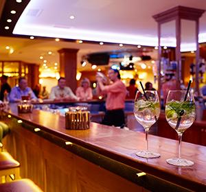 Essen/Trinken Bar ROBINSON CLUB SCHLANITZEN ALM Österreich