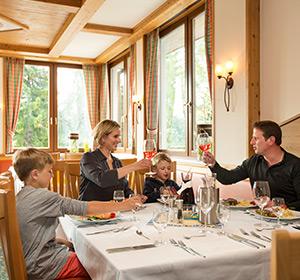 Essen/Trinken Restaurant ROBINSON CLUB SCHLANITZEN ALM Österreich