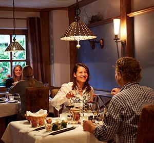 Essen/Trinken Spezialitätenrestaurant ROBINSON CLUB SCHLANITZEN ALM Österreich