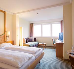 Zimmer, Doppelzimmer Single mit Kind Typ 2, DZX2, ROBINSON CLUB SCHLANITZEN ALM, Österreich