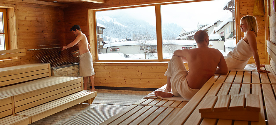 Wellness days in an alpine ambiance