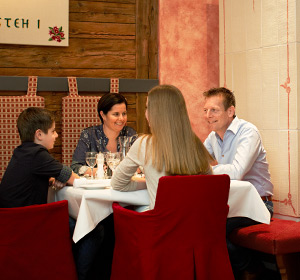 Restaurant Familie ROBINSON CLUB AMADÉ Österreich