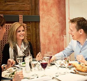 Restaurant Paare ROBINSON CLUB AMADÉ Österreich