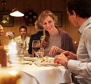 Kulinarisches Restaurant ROBINSON CLUB ALPENROSE ZÜRS, Österreich