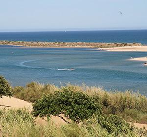 Umgebung Blick aufs Meer ROBINSON CLUB QUINTA DA RIA Portugal