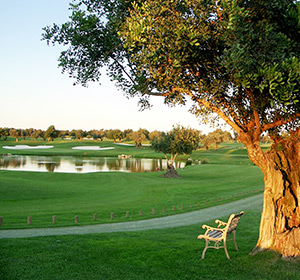 Umgebung Golfplatz ROBINSON CLUB QUINTA DA RIA Portugal