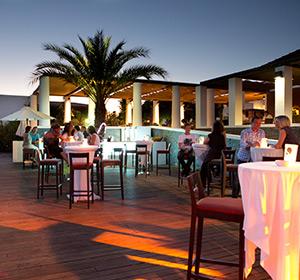 Pool Bar außen ROBINSON CLUB QUINTA DA RIA Portugal