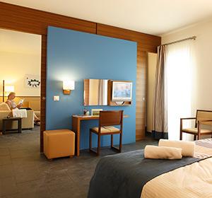 Zimmer Suite SUX2 ROBINSON CLUB QUINTA DA RIA, Portugal