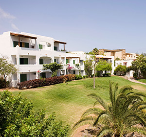 Clubanlage Gästebereich ROBINSON CLUB ESQUINZO PLAYA Fuerteventura