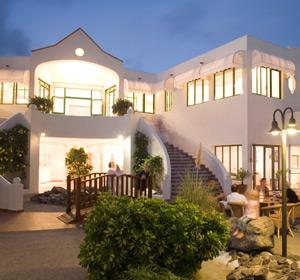 Eingang Restaurant ROBINSON CLUB ESQUINZO PLAYA Fuerteventura