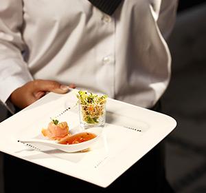 Gourmet Teller ROBINSON CLUB JANDIA PLAYA Fuerteventura