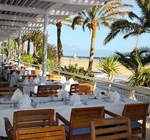 Strand Restaurant Robibar ROBINSON CLUB JANDIA PLAYA Fuerteventura
