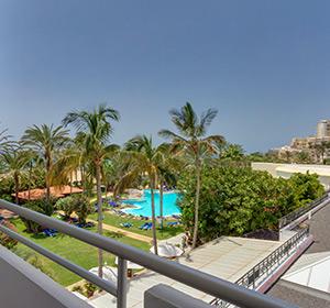 Doppelzimmer Haupthaus Meerblick vom (DZM1) ROBINSON CLUB JANDIA PLAYA  Fuerteventura