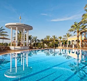 Fun Pool mit Bar ROBINSON CLUB Cala Serena Mallorca