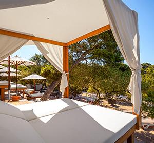 Klippen Bar Vista Mar ROBINSON CLUB Cala Serena Mallorca